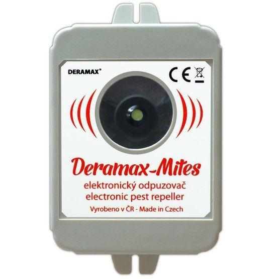 Deramax®-Mites - Ultrazvukový odpuzovač roztočů