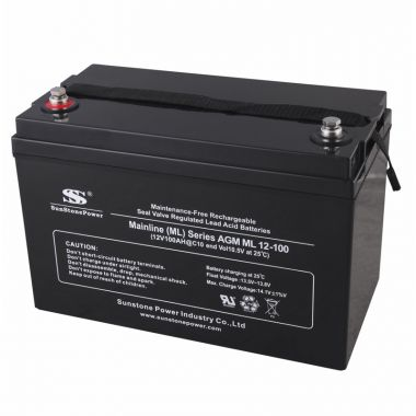 AGM akumulátor 12V/100Ah Sunstone Power ML12-100