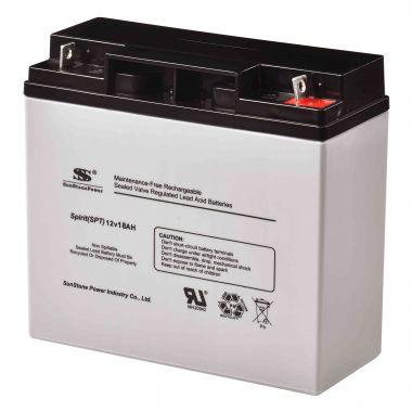 AGM akumulátor 12V/18Ah Sunstone Power SPT12-18