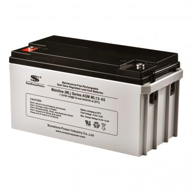 AGM akumulátor 12V/65Ah Sunstone Power ML12-65