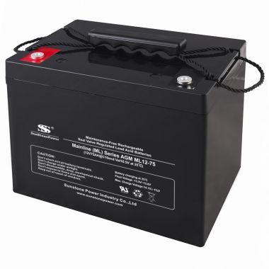 AGM akumulátor 12V/75Ah Sunstone Power ML12-75