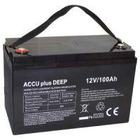 Akumulátor 12V/100Ah AccuPlus DEEP