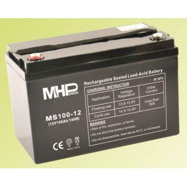 Akumulátor 12V/100Ah MHPower