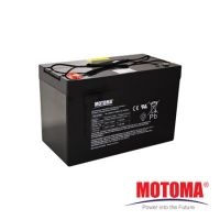 Akumulátor 12V/100Ah MOTOMA - DEEP