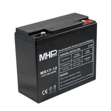 Akumulátor 12V/17Ah MHPower