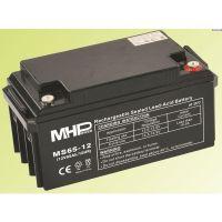 Pb akumulátor MHPower VRLA AGM 12V/65Ah (MS65-12), Terminál T3 - M8