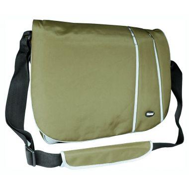 Brašna pro notebook MARELL SOFT zelená