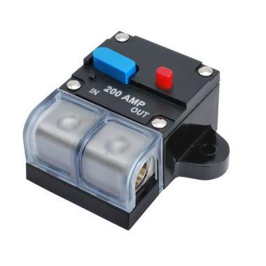 DC jisitič 200A / 12 - 48V, L
