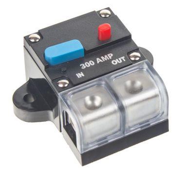 DC jisitič 300A / 12 - 48V, L