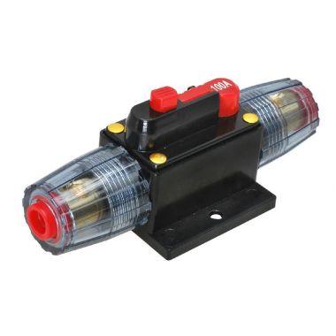 DC jisitič 100A / 12 - 48V, S