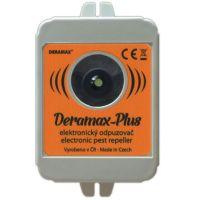 Deramax®-Plus - Ultrazvukový odpuzovač-plašič kun a hlodavců