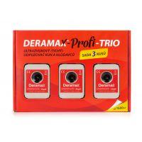 Deramax-Profi-Trio - Sada 3ks odpuzovačů Deramax-Profi a příslušenství