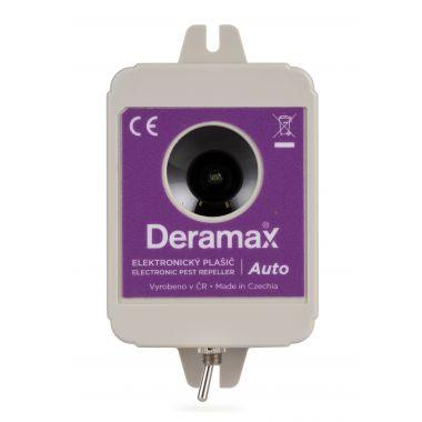 Deramax®-Auto - Ultrazvukový odpuzovač-plašič kun a hlodavců do auta