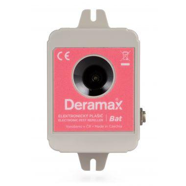 Deramax®-Bat - Ultrazvukový odpuzovač-plašič netopýrů