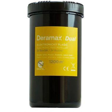Deramax®-Dual - Elektronický odpuzovač-plašič krtků a hryzců