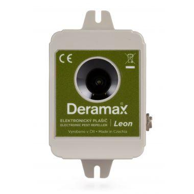 Deramax®-Leon - Ultrazvukový odpuzovač-plašič divoké zvěře