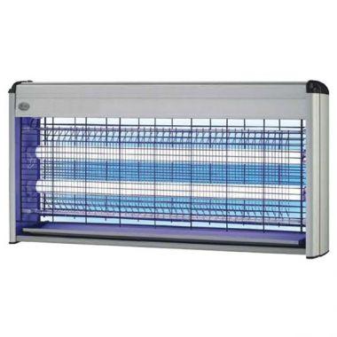 Elektrický lapač hmyzu s UV zářivkou 2x20W