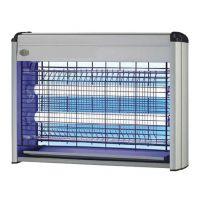 Elektrický lapač hmyzu s UV zářivkou 20W (2x10W)