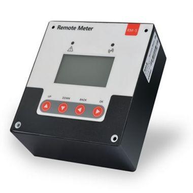 Externí LCD displej/meter SRNE SR-RM-5B, s bluetooth