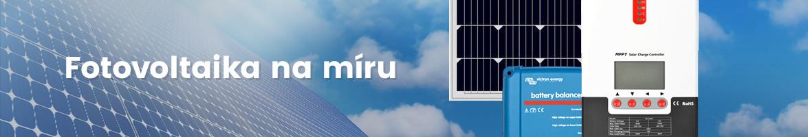 Fotovoltaika na míru