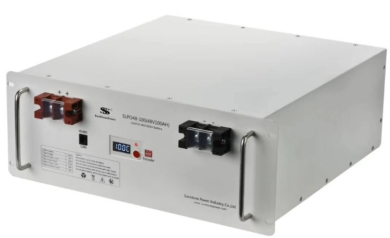 SLPO48-100 LiFePo4 pack SunStone Power