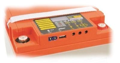 Ovládací panel SMART baterie