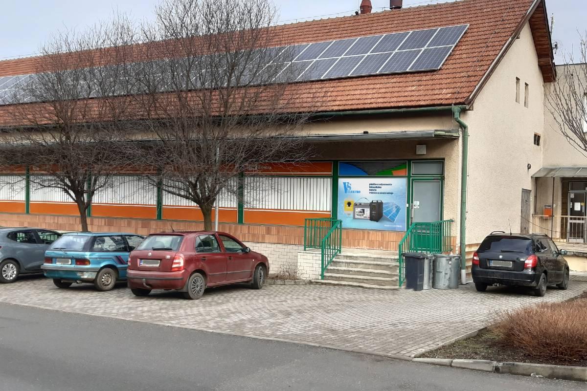 Výdejní místo VSelektro.eu