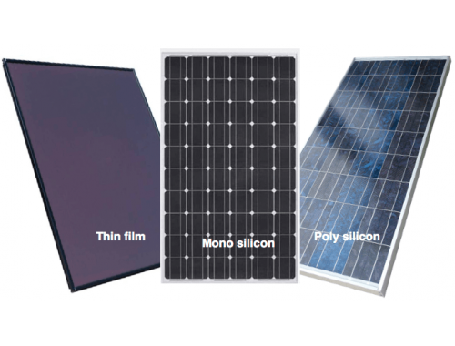 Fotovoltaika - monokrystal, nebo polykrystal