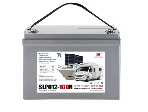 LiFePo4 baterie Sunstone Power řady SLPO12