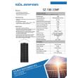 Flexibilní FV panel Solarfam 100W, SZ-100-33MF