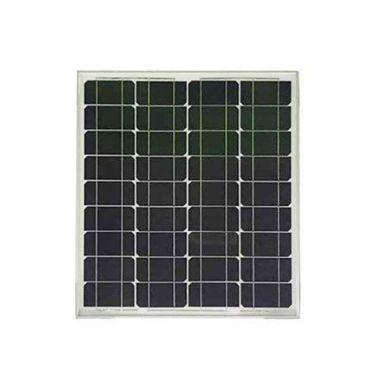 Fotovoltaický solární panel ECOWATT 50W monokrystalický