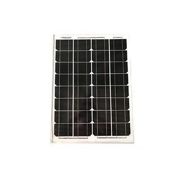 Fotovoltaický solární panel SOLARFAM 20W monokrystalický