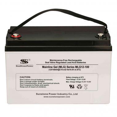 GEL akumulátor 12V/100Ah Sunstone Power MLG12-100