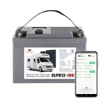 LiFePO4 Baterie 12V/100Ah Sunstone Power SLPO12-100