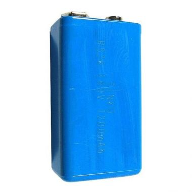 Lithiová baterie 9V