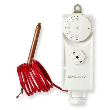 Mechanický termostat s kapilárovým čidlem