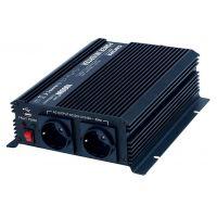 Měnič napětí Carspa CAR1.6KU-12, 12V/230V+USB 1600W, modifikovaná sinus