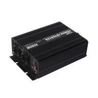 Měnič napětí Carspa CAR2.5KU-12 12V/230V+USB 2000W, modifikovaná sinus
