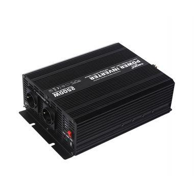 Měnič napětí Carspa CAR2.5KU-24 24V/230V+USB 2500W, modifikovaná sinus