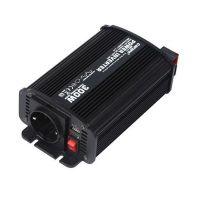 Měnič napětí Carspa CAR300U-12 12V/230V+USB 300W - rozbaleno
