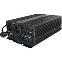 Měnič napětí CarSpa EPS1500 12V/230V, 1500W, nabíječka 15A