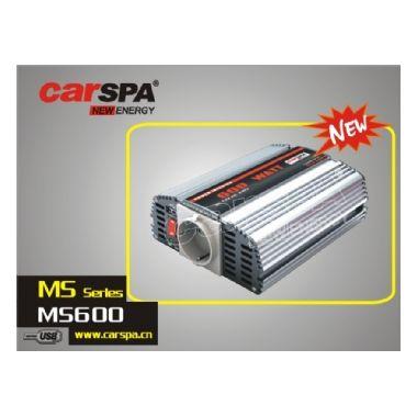 Měnič napětí CarSpa MS600 12V/230V, 600W, USB
