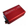 Měnič napětí Carspa P1000U-12, 12V/230V+USB, 1000W, čistá sinusovka
