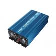 Měnič napětí Carspa P3000U-24, 24V/230V+USB, 3000W, čistá sinusovka