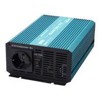 Měnič napětí Carspa P600U-24, 24V/230V+USB, 600W, čistá sinusovka