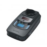 Měnič napětí Carspa PID120-12 12V/230V+USB 120W, modifikovaná sinus, digitální display, vhodný do auta