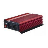 Měnič napětí GPI 1612, 12V/230V+USB 1600W - náhrada Carspa CAR1.6KU-12