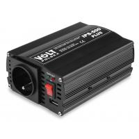 Měnič napětí VOLT IPS 500 PLUS - 12V/230V+USB (300/500W) modifikovaná sinus