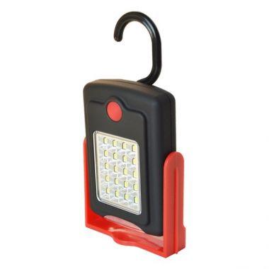 Montážní svítilna LED SM01, 20+3 LED, (3xAAA)