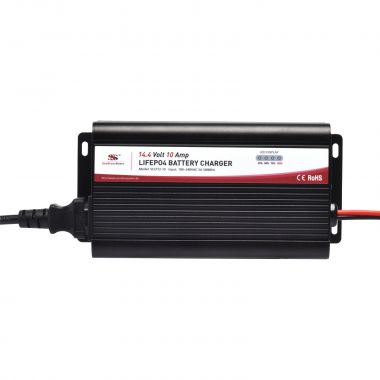 Nabíječka LiFePO4 baterií 12V/10A, SCLP12-10
